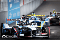 InstaForex - oficiálny partner Dragon Racing