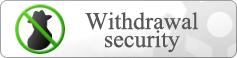 Security of withdrawal to unverified requisites
