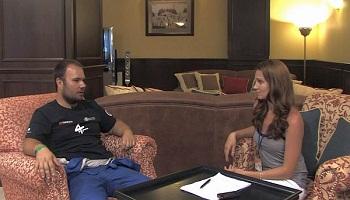 Entrevista com Ales Loprais após o rally
