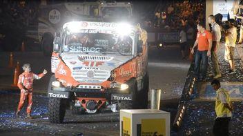 Dakar 2014, první etapa