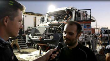 2ª etapa do Dakar 2014