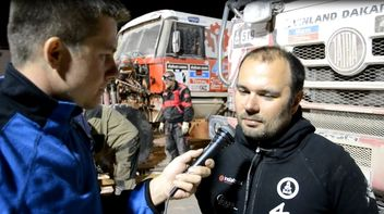 Dakar 2014 8th stage