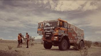 Дакар 2015: 4й этап