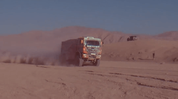 Dakar 2015: 5th stage