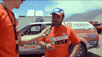 Dakar 2015: 8e etappe