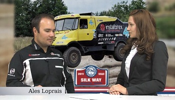 Interview with Ales Loprais