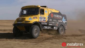 Pregătirile pentru ralliul «Dakar-2012»