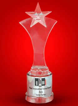 Most Innovative Forex Brand in Asia 2015 by GBM Awards