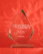 Najbolji Forex ECN broker u 2014. godini od strane UK Forex Awards