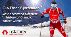 King of Biathlon Ole Einar Bjørndalen