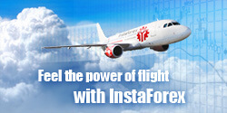 Toccate il cielo del trading valutario con InstaForex!
