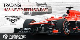 Wees bij hoge snelheden met InstaForex en Marussia F1 team