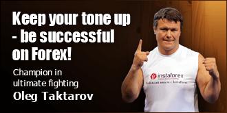 Wees succesvol met Forex met Oleg Taktarov!