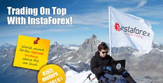 Trading on Top met InstaForex!